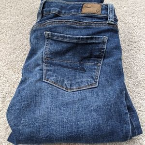 Almost new American Eagle skinny jean